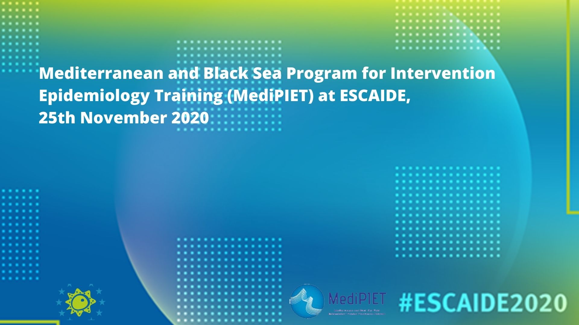 ESCAIDE side event