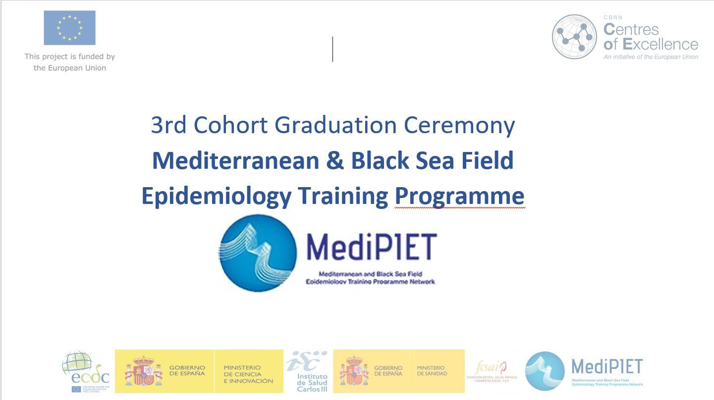 3rd Cohort Graduation Ceremony